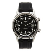 Longines Legend Diver L3.674.4.50.9 2015 pre-owned