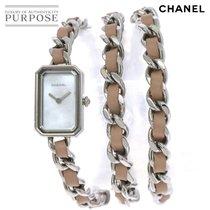 Chanel Première Steel 16mm White