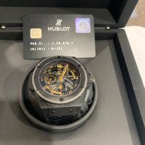 Hublot Carbono Automático Negro 48mm usados King Power