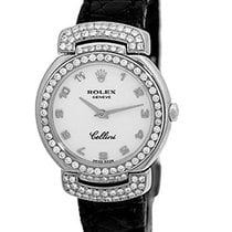"Rolex ""Cellini"" Strapwatch."