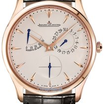 Jaeger-LeCoultre Master Ultra Thin Réserve de Marche Rose gold 39mm Champagne United States of America, New York, Airmont