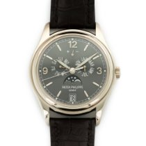 Patek Philippe White Gold Annual Calendar Watch Ref. 5146G