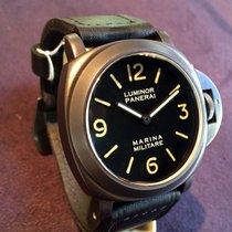 Panerai 44mm Remontage manuel 5218-202/A occasion France, Paris