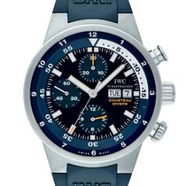IWC , TRIBUTE TO CALYPSO, DIVER CHRONOGRAPH, REF. 3782