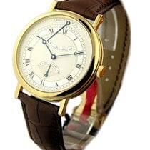 Breguet 5207ba/12/9v6 Classique Retrograde Seconds in Yellow...