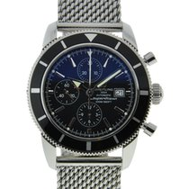 Breitling Superocean Heritage Chronograph 46 Stainless Steel...
