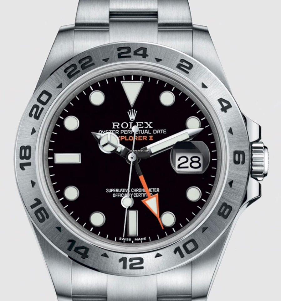 5134a27b121 Comprar relógio Rolex Explorer II