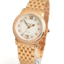 Frederique Constant Ladies Automatic World Heart Federation 34mm Nacre