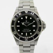 Rolex Sea-Dweller 40 mm Stainless Steel Ref# 16600 2Y Warranty