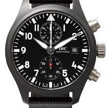 IWC Pilot Chronograph Top Gun IW389001 2020 new