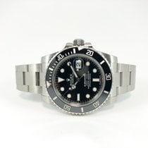 Rolex Submariner Date 40mm 12/2018 FULLSET ALL STICKERS