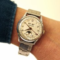 Leonidas 34mm Manual winding 1950 pre-owned