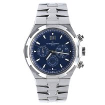 Vacheron Constantin Overseas Chronograph Steel Blue United States of America, New York, New York