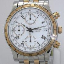 Paul Picot Chronograph 39mm Automatik 2012 neu Weiß