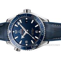 Omega Seamaster Planet Ocean Steel 43.5mm Blue Arabic numerals United States of America, Florida, Aventura