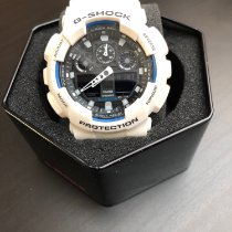Casio G-Shock Gold/Stahl