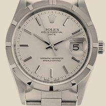 Rolex Oyster Perpetual Date Сталь 34mm Белый Россия, Moscow