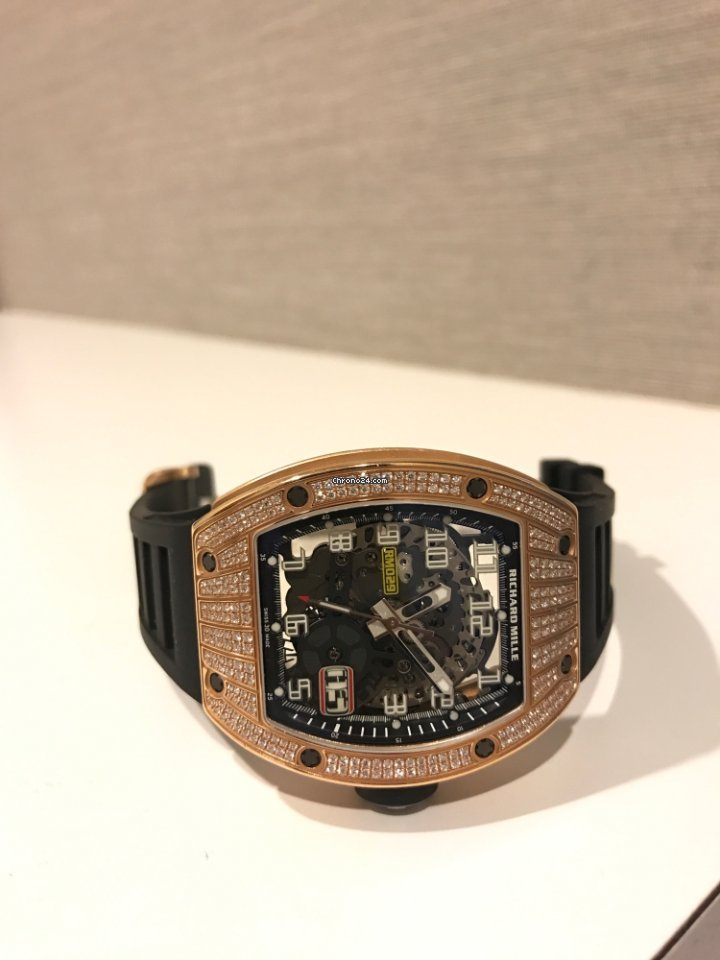official photos 7cdde 5b9df Richard Mille リシャールミル029