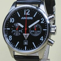 Junkers Steel 42mm Manual winding new