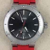 Oris Aquis Date new Automatic Watch with original box and original papers 01 733 7730 4153-07 4 24 66EB