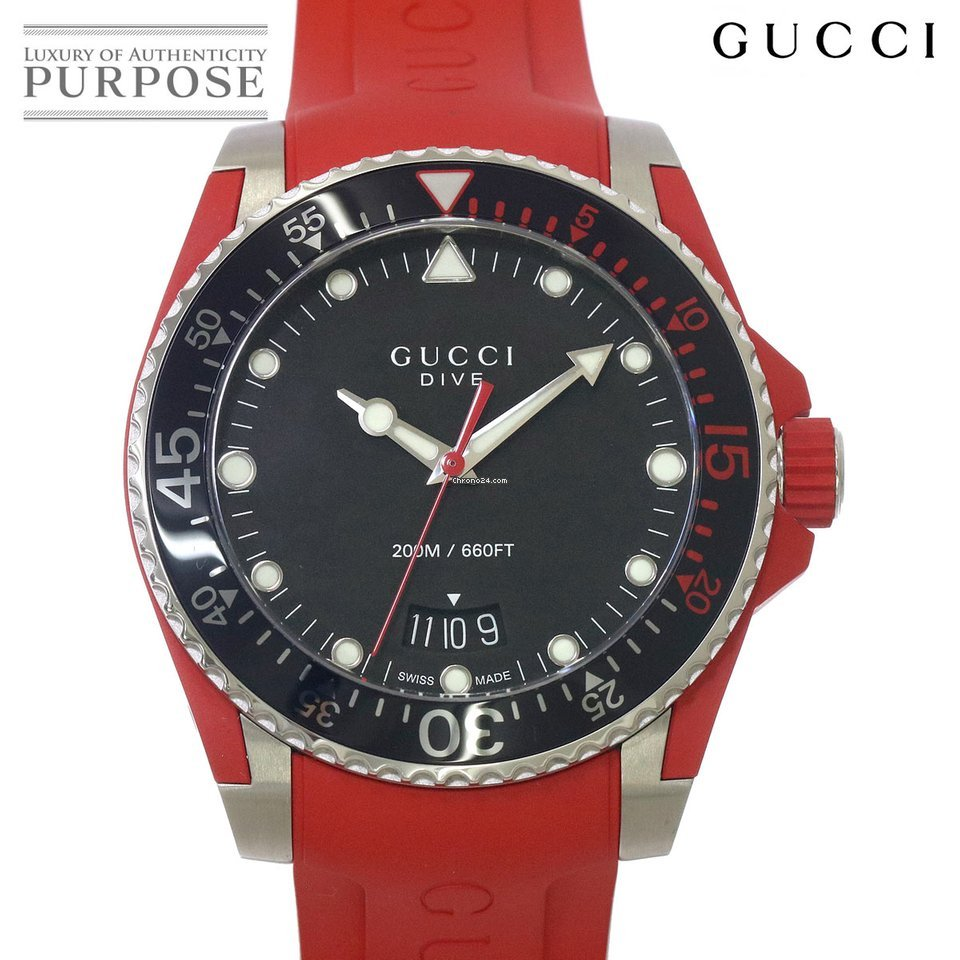 bb9a68cddc3 Gucci Dive - all prices for Gucci Dive watches on Chrono24