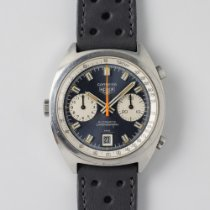 Heuer Steel 38mm Automatic 1153 pre-owned