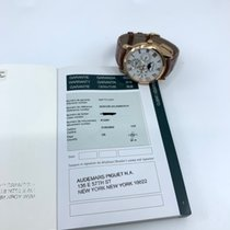 Audemars Piguet Jules Audemars Rose gold 41.5mm White Roman numerals United States of America, New York, New York
