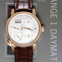 A. Lange & Söhne Lange 1 Roségoud 39.5mm Zilver