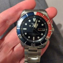 Seiko 5 Sports Steel United States of America, New Hampshire, Exeter