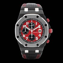 Audemars Piguet Royal Oak Offshore Chronograph Carbon Red South Africa, Centurion