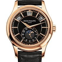 Patek Philippe Annual Calendar Rose gold 40mm Black No numerals United States of America, New York, New York