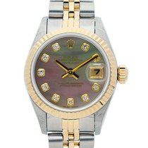 Rolex Lady-Datejust 69173 1980 occasion