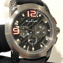 Blancpain 8885F-1203-52B Titanium L-Evolution 43.5mm pre-owned