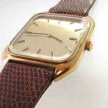 Movado Yellow gold 37mm Manual winding Vintage Movado 20 0990 305 new