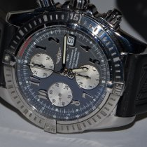 Breitling Chronomat Evolution Acero 44mm Gris Arábigos