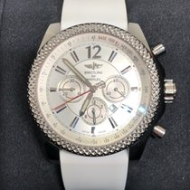 Breitling Bentley Barnato Steel Silver