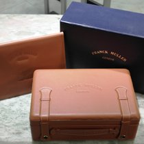 Franck Muller box leather casablanca with pdc newoldstock