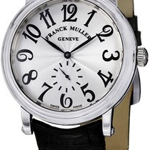 Franck Muller Steel Manual winding 7421BS6SS new United States of America, New York, Brooklyn