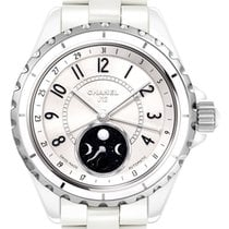 Chanel J12 Ceramic 38mm Silver United States of America, New York, Airmont