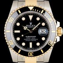 Rolex Submariner Date Unworn Steel & Gold
