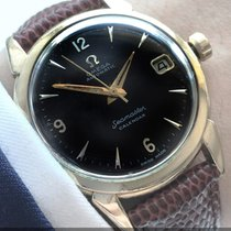 Omega Seamaster Calendar Automatic Automatik black dial vintage
