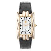 Harry Winston Avenue Classic Yellow Gold Watch