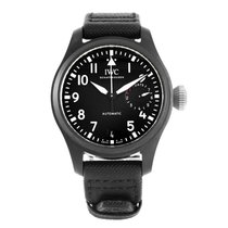 IWC Big Pilot Top Gun Black Ceramic IW502001