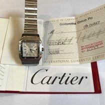 Cartier Santos (submodel) Steel United Kingdom, Leicestershire