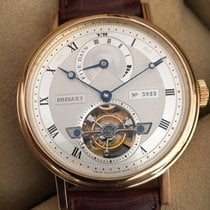 Breguet Tourbillon 5 Day Power Reserve Auto