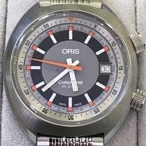 Oris 39mm Automatic 2018 new Chronoris Grey
