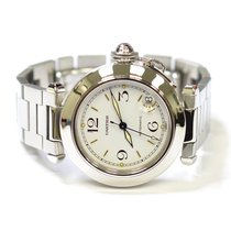 Cartier Pasha 35mm Stainless Steel Watch 2324