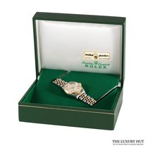 Rolex 26mm Automatic 1984 pre-owned Lady-Datejust Silver