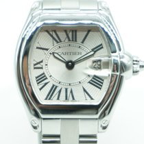Cartier Steel 31mm Quartz 2675 pre-owned