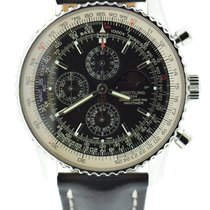 Breitling Navitimer 1461 Steel 46mm Black No numerals United States of America, New York, New York